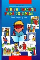 Biblia infantil para colorear - Bibbia per bambini da colorare in spagnolo
