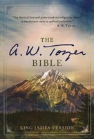 KJV The A. W. Tozer Bible - Black