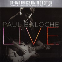 Paul Baloche Live Deluxe Limited Edition