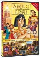 Amici ed Eroi - Serie 1 Volume 4