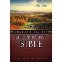 NASB The Charles F. Stanley Life Principles Bible