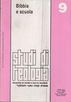 Bibbia e scuola (Studi di Teologia - n° 9) (Brossura)