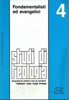 Fondamentalisti ed evangelici (Studi di Teologia - n° 4) (Brossura)