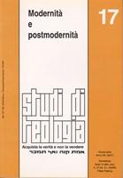 Modernità e postmodernità (Studi di Teologia - n° 17) (Brossura)
