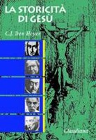 La storicità di Gesù (Brossura)