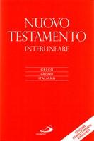Nuovo testamento interlineare Greco Latino Italiano (Copertina rigida)