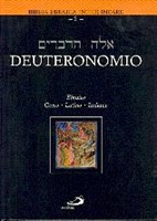 Deuteronomio Ebraico - Greco - Latino - Italiano