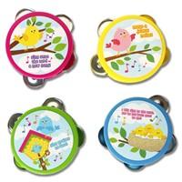 Tamburelli colorati per bambini