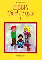 Bibbia - Giochi e quiz - Vol. 1