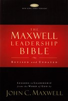 NKJV The Maxwell Leadership Bible - Revised and Updated