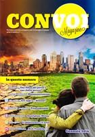 Rivista Con voi Magazine - Gennaio 2016