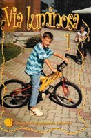La via luminosa 1 - Calendario biblico a libro per bambini