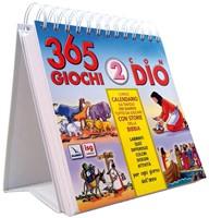 365 giochi con Dio 2 - Il primo calendario da tavolo per bambini tutto da giocare con storie della Bibbia