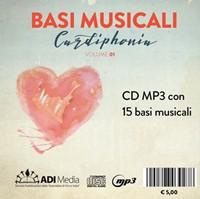 Cardiphonia vol.1 Sonorità del cuore Basi musicali mp3 CD