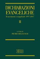 Dichiarazioni evangeliche II