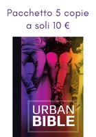 Urban Bible - Pacchetto 5 copie a soli 10 €