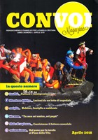 Rivista Con voi Magazine - Aprile 2018