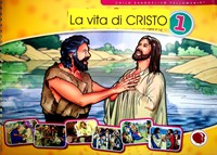 La vita di Cristo - vol. 1 a spirale (Spirale)