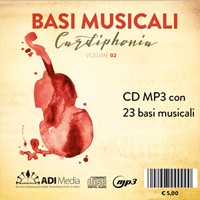 Cardiphonia Vol.2 Basi musicali in MP3