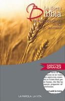 Nuovo Testamento, Salmi e Proverbi a caratteri grandi NR06 - 36801 (SG36801)