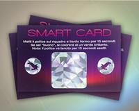 Smart Card - Confezione da 100 opuscoli