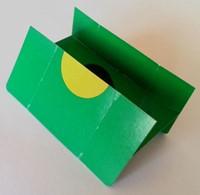Flip-flap della Buona Notizia - Formato piccolo 7,5 cm (Cartoncino)