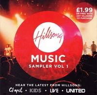 Hillsong Music Sampler vol. 1