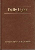 KJV Daily Light Large print (Copertina rigida)