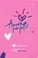SvoltAgenda 2019/2020 Sweet Pink