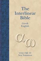 The Interlinear Greek-English New Testament (Copertina rigida)