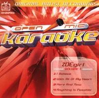 Karaoke Zoegirl