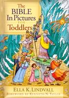 The Bible in pictures for toddlers (Copertina Rigida Imbottita)