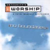 No Bounderies - IWorship 2CD+DVD