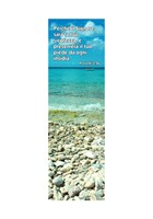 Confezione da 7 Segnalibri con stupende foto e versetti biblici