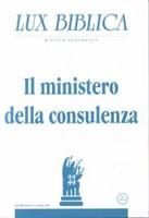 Il ministero della consulenza (Brossura)