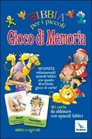 Bibbia per i piccoli - Gioco di memoria - Memory biblico