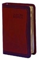 Bibbia Nuova Diodati - E03PO - Formato mini (Similpelle)