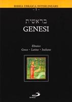 Genesi Interlineare Ebraico-Latino-Greco-Italiano