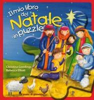 Il mio libro del Natale in Puzzle - Libro illustrato