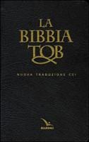 La Bibbia da Studio TOB in pelle con cofanetto - Nuova Traduzione CEI (Pelle)