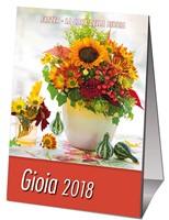 Calendario Gioia 2018 - Minicalendario da scrivania