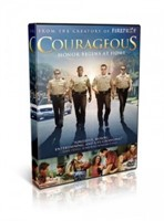 Courageous DVD (Versione in Lingua: Inglese, Tedesco, Francese))