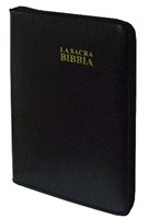 Bibbia Nuova Diodati - B03ZR - Formato grande (Pelle)