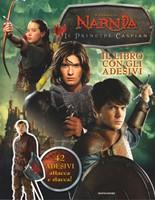 Il principe Caspian con 42 adesivi attacca e stacca! - Cronache di Narnia