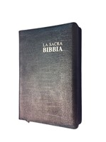 TH03ZNR - Bibbia da Studio La nuova Thompson (Pelle)