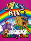 Joy Kids Bible Colouring Book