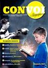 Rivista Con voi Magazine - Gennaio 2017 (Spillato)