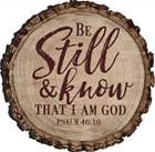 Calamita Be still and know that I am God