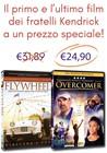 Flywheel + Overcomer: il primo e l'ultimo film dei fratelli Kendrick a un prezzo speciale