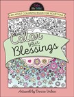 "Album da colorare per grandi ""Colour your Blessings"""